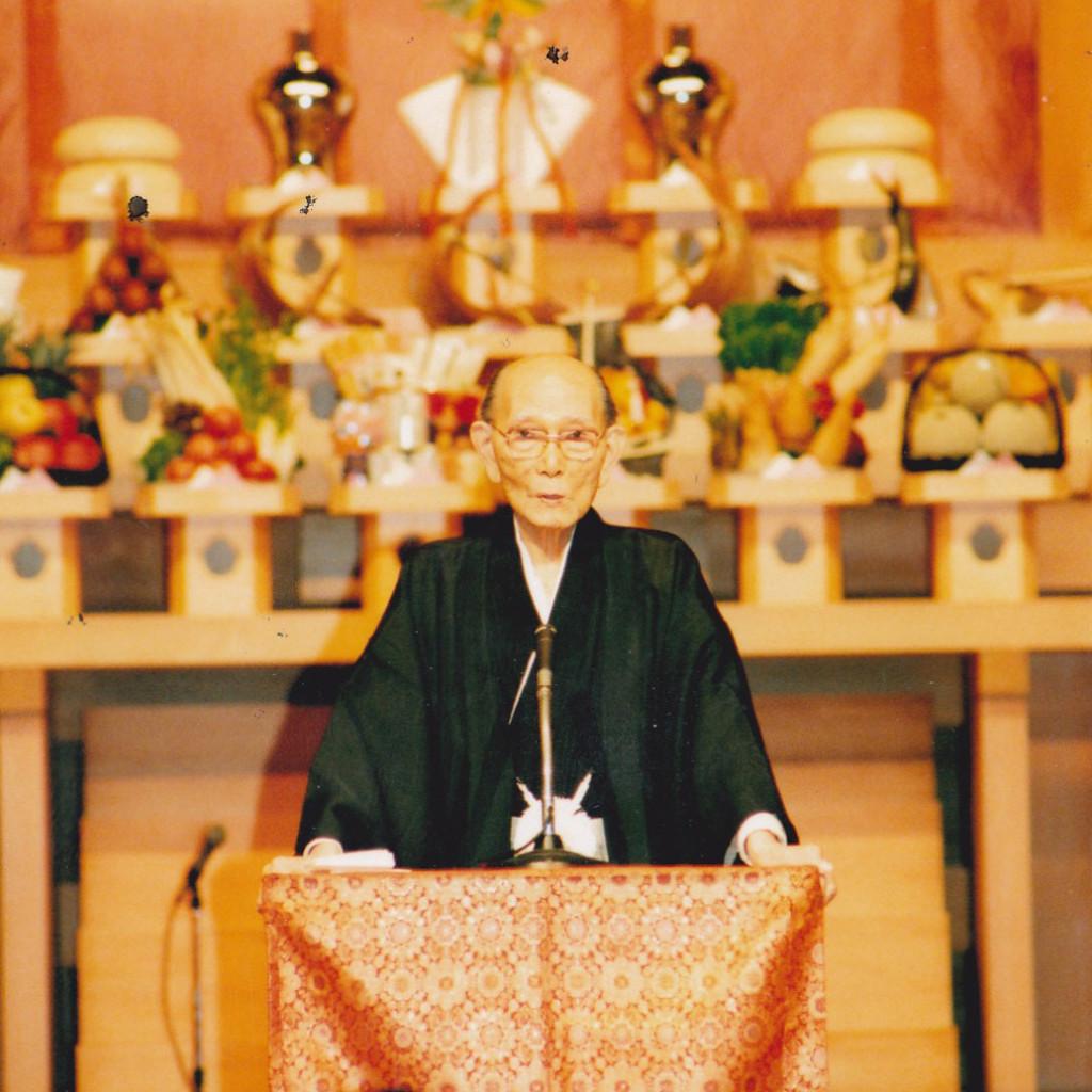 泉尾教会御布教75年記念大祭