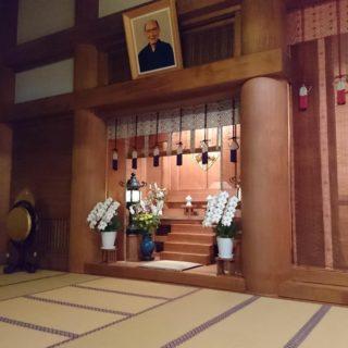 親教会参拝